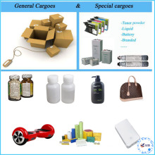 Sensitive Goods Sea Shipping Freight Forwarder From China to Worldwide