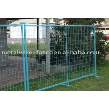 Power Coated Barricades