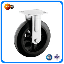 Gietijzer Core Tread Solid Rubber Caster Wheel