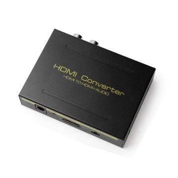 HDMI zu HDMI + Audio Extractor Converter