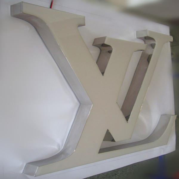 resin letter
