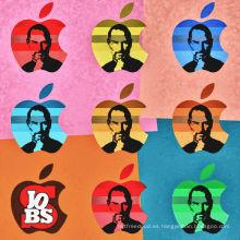 Steve Jobs de Apple Pop Art