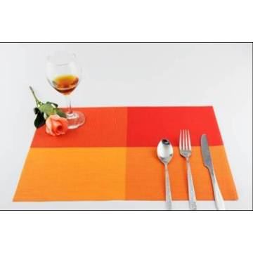 High definition Cheap Price for Pvc Table Mat Matts type household business dining mat decoration export to India Wholesale