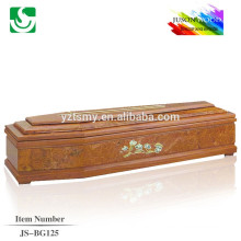 making china cremation coffin JS-BG125
