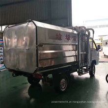 Caminhão de lixo novo balde de energia