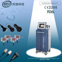 Многофункциональная 650-нм лазерная машина для снижения веса жира Lipo для снижения веса