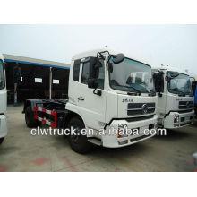 Dongfeng TianJin arm-roll caminhão de lixo (8-12 cubo)