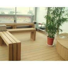 2014 alta calidad caliente WPC paisaje sillas