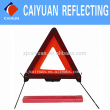 CY Warning Safety Triangle Wholesale Reflecting