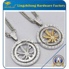 Joyería de moda Collar de diamantes de imitación
