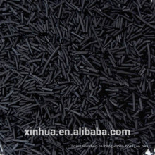 Carbón activado a base de carbón para la eliminación de azufre