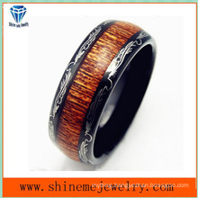 Europe and USA Tungsten Jewelry Wholesale for Matte Ring
