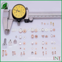 High electrical performance electrical accessories AgNi contact