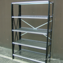 High Quality Light Duty Wire Shelving/chrome wire shelving trolley