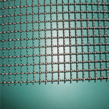Stainless Steel square crimped wire mesh