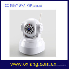1 megapixel red OX-6202Y-WRA full hd ip camera