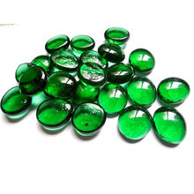 High quality very nice wholesale colored flat glass marbles