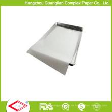 Antihaft-Backpapier Liner in Blatt zum Brotbacken