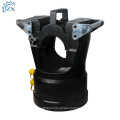 Fashion style hydraulic power head battery powered hand compression tool