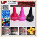 Chine Taizhou OEM bon marché personnalisé aérosol caps caps pour le moulage pour injection plastique aérosol caps caps