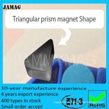 Ferrit und Neodym Dreieck Magnet