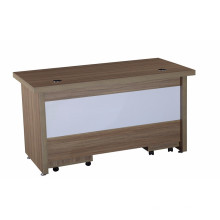 Melamin Büro Schreibtisch für Sachen mit mobiler Schublade