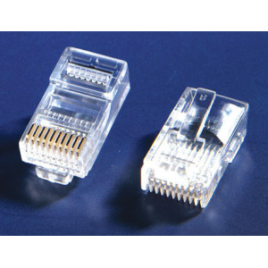 RJ48 10P10C Unshielded Connector