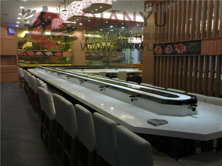 Food Grade Conveyor Belt For Sushi