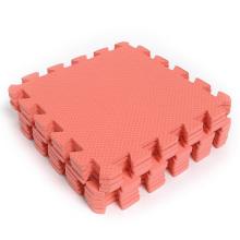 Melors Interlocking Floor Tiles Plain Puzzle Mat