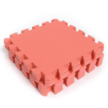 Melors Interlocking Carreaux de sol Plain Puzzle Mat