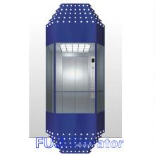 Ascenseur d'ascenseur d'observation FUJI à vendre (FJ-GA07)