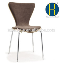 NEW restaurant stackable chair dinning chairs restaurant chairs upholstered by fabric
