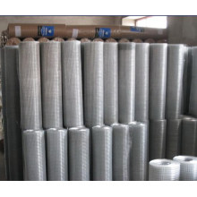 CE and SGS Marks Galvanized Iron Square Wire Mesh (anjia-603)