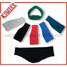 Moda de impresión de promoción de algodón Jersey Headband