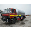 Dongfeng 26000 litros GLP gas transporte petroleros