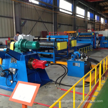 2x1500 mm film rolling slitting machine