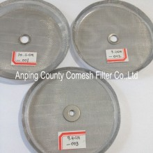 3.7inch Stainless steel coffee filter discs