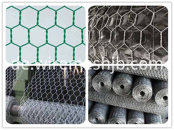 Hexagonal Wire Netting