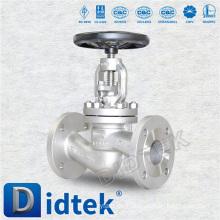 Didtek DIN DN65 PN16 Flanschendkugelventil