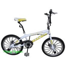Bicicleta de freestyle de venta caliente con rueda de aluminio (FP-FSB-H011)