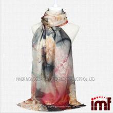 Brand Schal, Wolle Digital Printing Schals