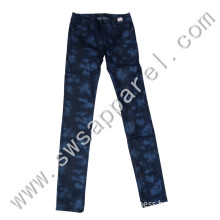 2015 Fashion Lady's Slim Fit Jeans Trousers