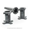 customization Made Precision High Pressure zinc zamak die casting melting pot