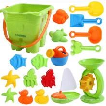 OEM Plastic Colorful Kids Children Sand Beach Toy Set