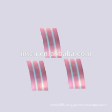 Hot composited stamping material silver copper bimetal strip