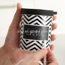 recipiente de azúcar pizarra con tapa de silicona