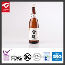 Venta caliente buen sake vino daiginjo japonés