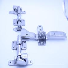 Engrenagem da porta do reboque de 27MM / trava da porta traseira do caminhão, partes do corpo do caminhão 011020