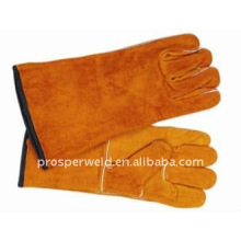 14inch Yelllow cow leather Welding gloves