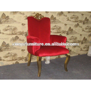 Popular French style queen arm chair XYD084